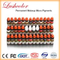 Lushcolor Semi Paste Semi Permanent Makeup Pigments Eyebrow Tattoo Ink