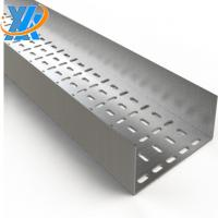 Quality Flexible galvanized ladder type cable tray, ladder rack cable trays(width:50mm-1200mm) for sale