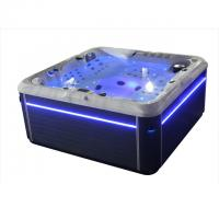 Quality Optional Color Therapeutic Spa Hot Tub Waterfall Music Speaker For Outdoor for sale