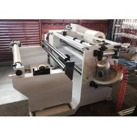 Quality Polyester Film Slitting Machine for mylar cutting used on busbar insulation for sale