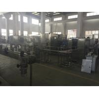 Customized Barrel Filling Machine Small Capacity 100BPH  CE ISO Pure Water