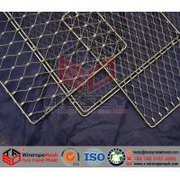 stainless steel wire cable net