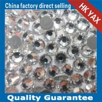 China China Crystal Rhinestone Hotfix,Hotfix Crystal Rhinestone for sale,Factory Price Rhinestone Crystal Hotfix for bags on sale