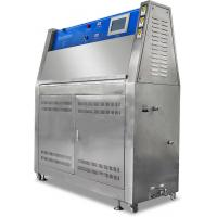 Buy Light UV Accelerated Aging test Chamber Nichrome Heating System Environmental at wholesale prices