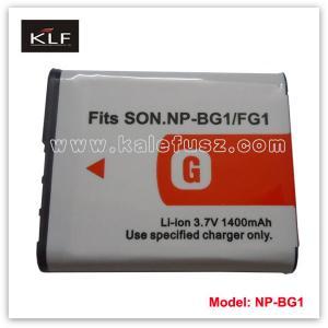 Quality Digital camera battery NP-BG1/FG1 for Sony for sale