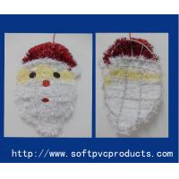 Quality Novelty Personalized Custom Christmas Magnets / Eco-friendly Refrigerator Magnets for sale