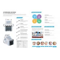 Quality Top Beauty hydro dermabrasion/Water Facial machine/jetpeel hydro for sale