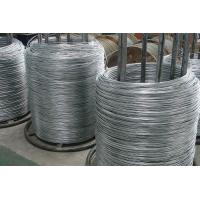 Quality Galvanized Steel Wire 3.37mm for ACSR for sale