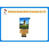 Quality 2.4 inch TFT LCD Module , 240*320 pixels, display up to 262K colors,12 O'clock view direction for sale