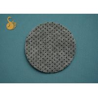 China Anti Slip Nonwoven Felt Fabric For Carpet Underlay with 4 metres width on sale
