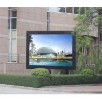 Quality Wide View Angle P25 Commercial LED Display Billboard outside IP65 with 25mm Pixel Pitch for sale