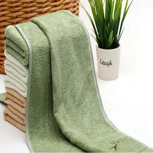 Quality supply high qulity 100% cotton bath towel wholesale for sale