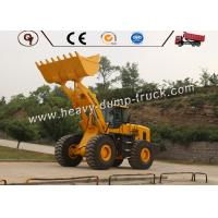 Buy cheap Compact Wheel Loader Heavy Construction Equipment More Than 5 Years Warranty from wholesalers