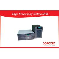 Quality High Frequency Rack Mount Tapy UPS Backup Time Power  0.7 - 3KVA for sale