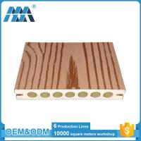 Quality High Quality Swimming Pool WPC Decking Outdoor Waterproof Engineered Wood Flooring for sale