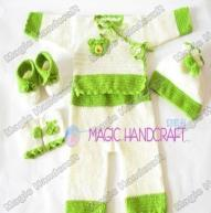 Buy Handcraft Chinese Crochet Baby Clothing at wholesale prices