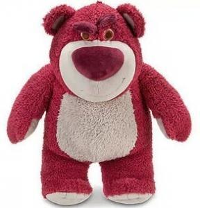Quality Disney Original Strawberry Bear Plush Toys for sale