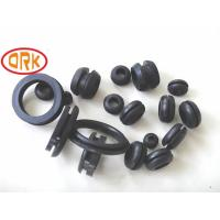 Quality Flexible Rubber Grommet For Connector , Rubber Wire Grommet Sealing for sale