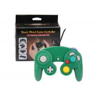 Quality USB Wired Computer Video Game ControllerGreen Color Analog C Stick With Steel Shaft for sale