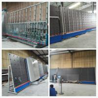 Quality Fully Automatic Insulating Glass Vertical Double Glazing Equipment/Production Line,Full Automatic Insulating Glass Line for sale