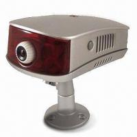 China IP Camera with Built-in Web GUI for IP Alarm Systems on sale