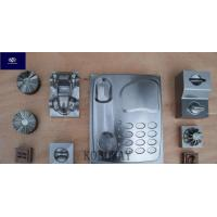 Quality High Precision Injection Molded Parts / Metal Injection Mold Components for sale