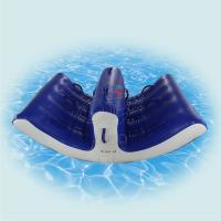 China 0.9mm Pvc Inflatable Water Games , CE Certification Pump , Water Parks Out Of  Door on sale