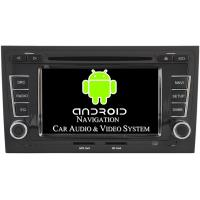 Quality 1080P Auto Radio WiFi 3G Audi DVD Player , 2006 Audi A4 Navigation System 1999 - 2007 for sale