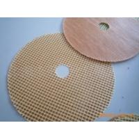Quality Fiberglass Reinforced Mesh Disc For Grinding Wheel for sale