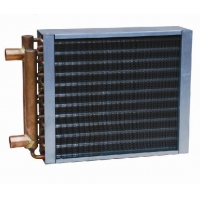 Quality Corrugated 7.94mm Fin Tube Heat Exchanger Central Air Conditioning for sale