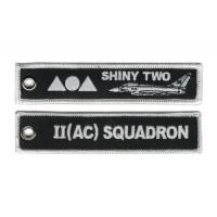 Best 2 Squadron RAF Lossiemouth Remove Before Flight Typhoon Keyring Embroidered wholesale