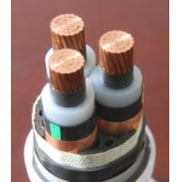 Quality XLPE Insulated PVC Sheathed Cable , Low Smoke And Fume Cable Custom for sale