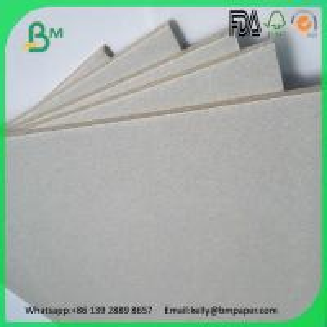 China Alibaba Manufacturing 300gsm duplex board grey board for big sale on sale