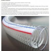 Quality manufacture transparent pvc steel wire spiral reinforced water hose,coveying water, oil and powder in the factories, agr for sale