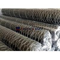 Quality Hexagonal Livestock / Chicken Wire Netting 0.4-2mm Wire Gauge Sample Available for sale