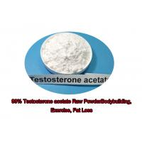 Legit AnabolicTestosterone acetate Steroid Powder for Fat Loss / Muscle Gain