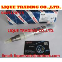 Quality BOSCH Genuine and New Common rail injector 0445120218 , 0445120030 for MAN 51101006125 , 51101006032 for sale