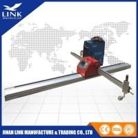 Best Easy Operation Portable Plasma Cutting Machine Round Rails For Flame Cutting wholesale