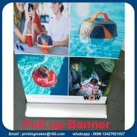 Buy cheap Outdoor Aluminum Alloy Roll Up Banner Stand from wholesalers