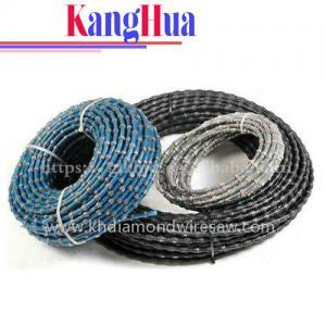 Quality Diamond Wire Rope Stone Quarry Cutting Used On Diamond Wire Saw Machine for sale