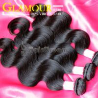 China Cheap Human Hair 14 inches Quality Remy Nice Hair Tangle Free Indian Body Wave Hair Weft on sale