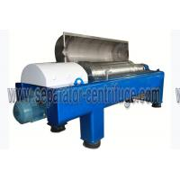 Quality New Conditioned Auto Separation Decanter Centrifuges for Sludge Dewatering for sale