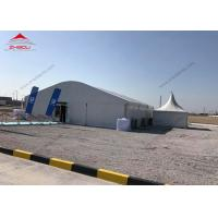 Quality 15 x 20m Marquee Arcum Tent 15m High Reinforce Hot - DIP Galvanized For 400 People for sale
