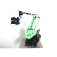 3 Axis 1kg 540mm Automatic Robotic Arm For Load / Unload for sale