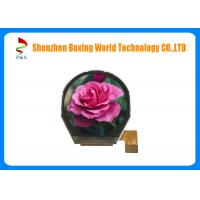 Quality Smart Watch Round LCD Screen 2.1 Inch 20 Pins Brightness 560cd/M2 Antiglare Surface for sale