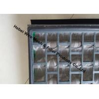 Buy SS Shale Shaker Screen Rubber Seal At Screen Panel Back Limit Fluids Bypass at wholesale prices