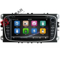 Quality Ford Focus C - MAX Galaxy 2 Din Car Dvd Player With 1080P Video Play Ipod for sale