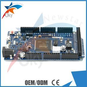 Best DUE R3 Board For Arduino , SAM3X8E 32-bit ARM Cortex-M3 Control Board wholesale