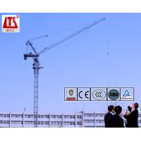 Quality 6t luffing tower crane QTD80 luffing tower crane for sale