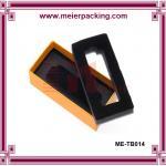 Quality Matte lamination cardboard box, Cosmetic perfume box ME-TB014 for sale
